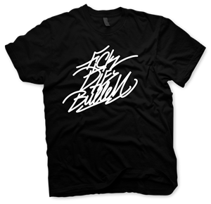 "Picture of T-Shirt ""Fick die Bullen"" (schwarz)"