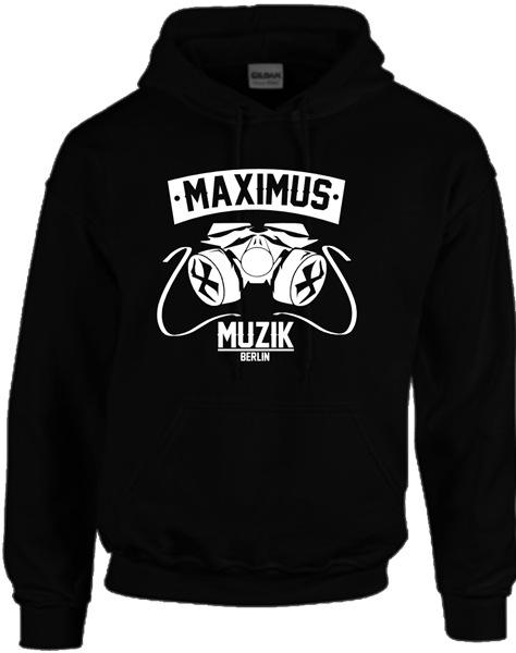 Picture of Maximus Gang Member - Hoodie (schwarz)