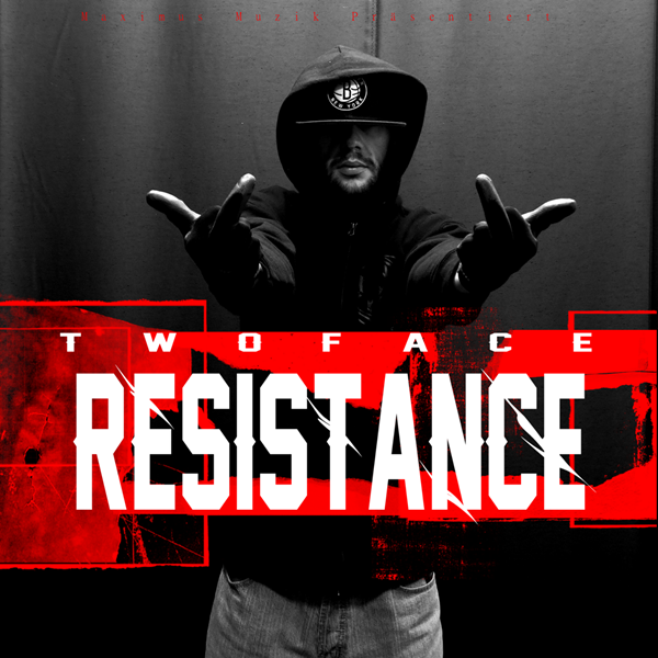 "Picture of JankOne ""Two Face - Resistance"""