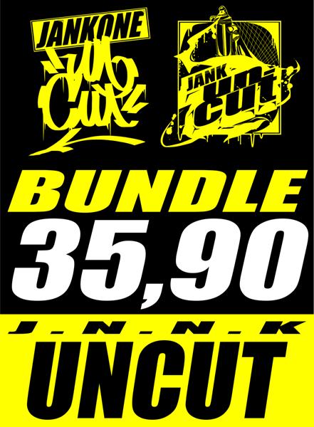 "Picture of JankOne ""Uncut"" [Limited Bundle]"