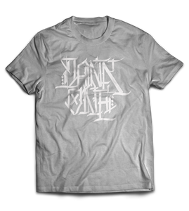 Picture of JANK CALLIGRAFFITI - SHIRT (grau)