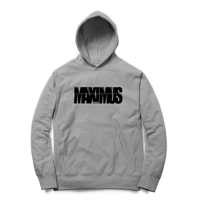 Picture of MAXIMUS FONT - HOODIE (grau)