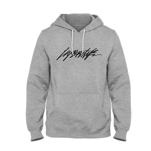 Picture of L'APERITIF TAGG - HOODY (grau)